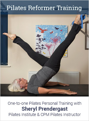 Reformer Pilates Training with Sheryl Prendergast - Pilates Institute & CPM Pilates Instructor
