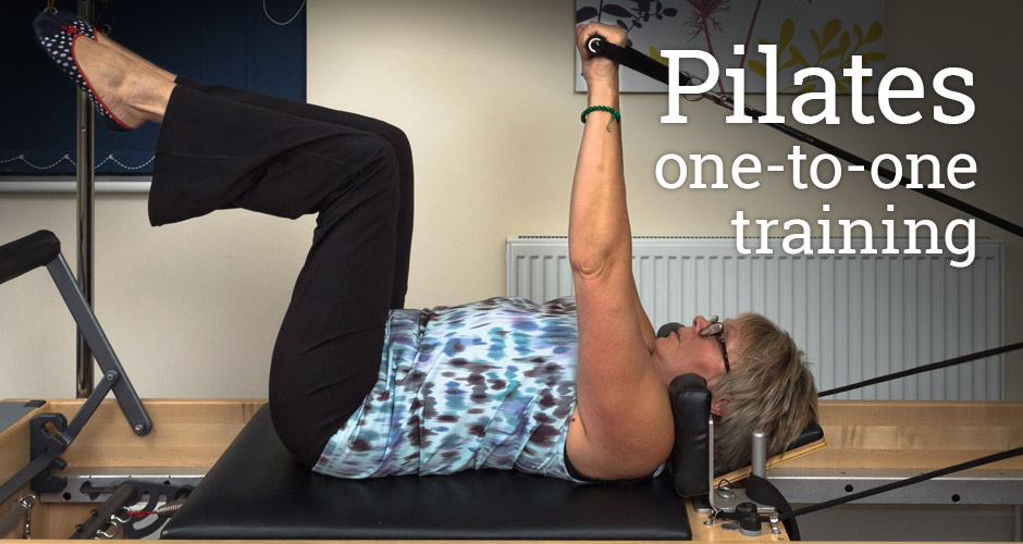 Pilates one-to-one training