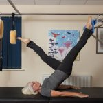 Picture of Advanced Pilates Performed On The Reformer