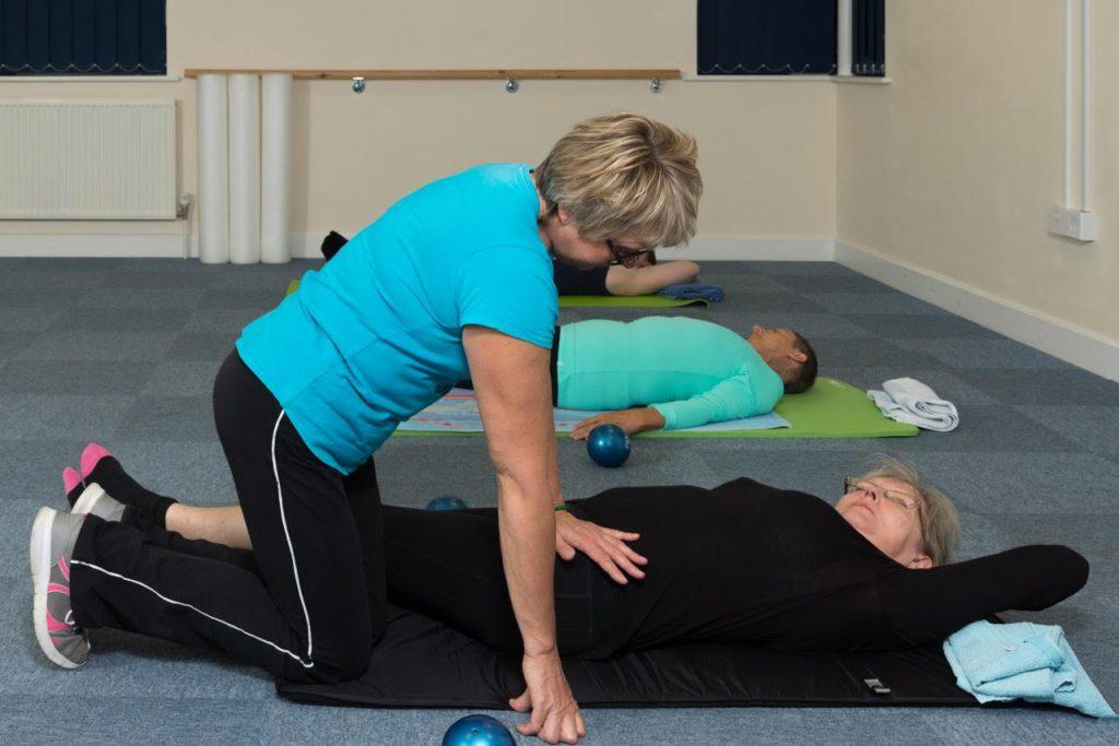 Picture of Pilates instructor sheryl prendergast