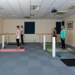 Pictue of Pilates foam roller group class