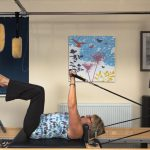 Pictue of Reformer Pilates in The Norwich Studio
