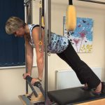 Picture of Reformer Pilates Performed by S P Pilates